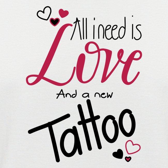 all i need is (schwarz)