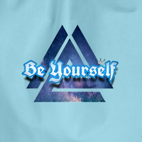 Be Yourself By:Wesley silva - Mochila saco