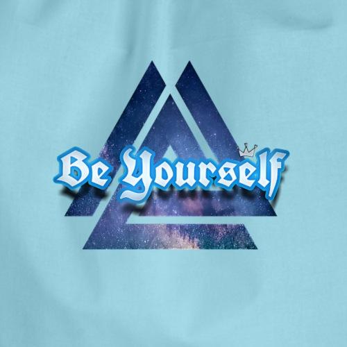 Be Yourself By:Wesley silva - Mochila saco