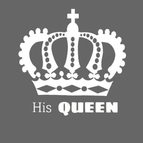His QUEEN - Turnbeutel