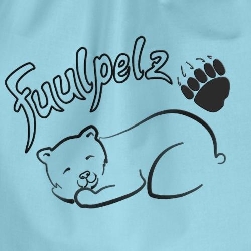 Fuulpelz - Turnbeutel