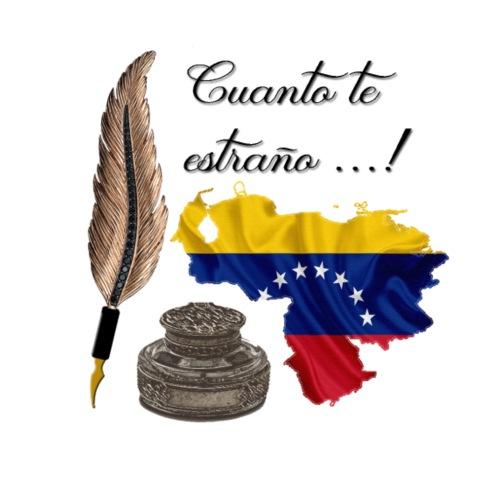 Cuanto te estraño venezuela II - Mochila saco
