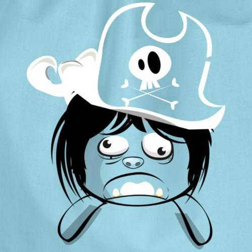monsterniac pirate of tanukilab - Mochila saco