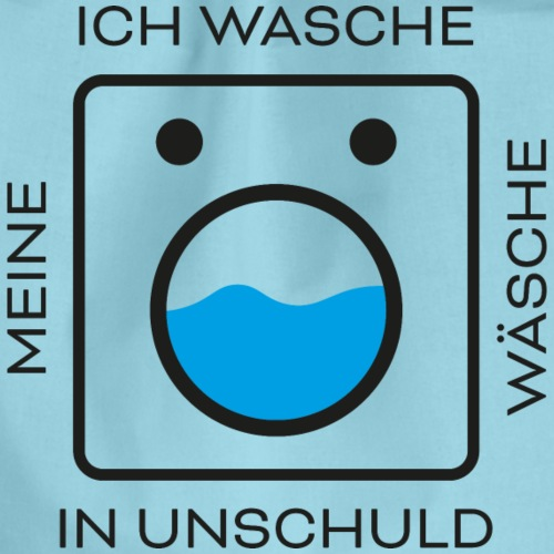 Wäsche Waschen - Turnbeutel