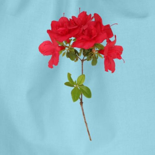 Rode bloemen - Gymtas