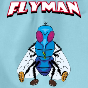 Fly Man - Gymbag