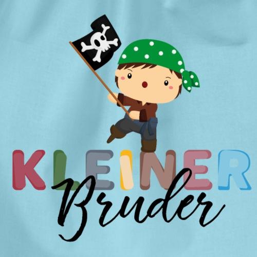 Kleiner Bruder Piraten - Turnbeutel