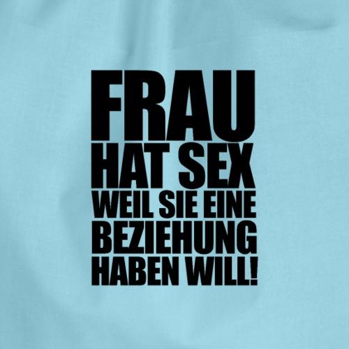 FRAU WILL - Turnbeutel
