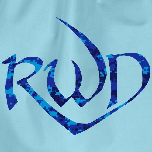 RWD digital camo - Gymtas