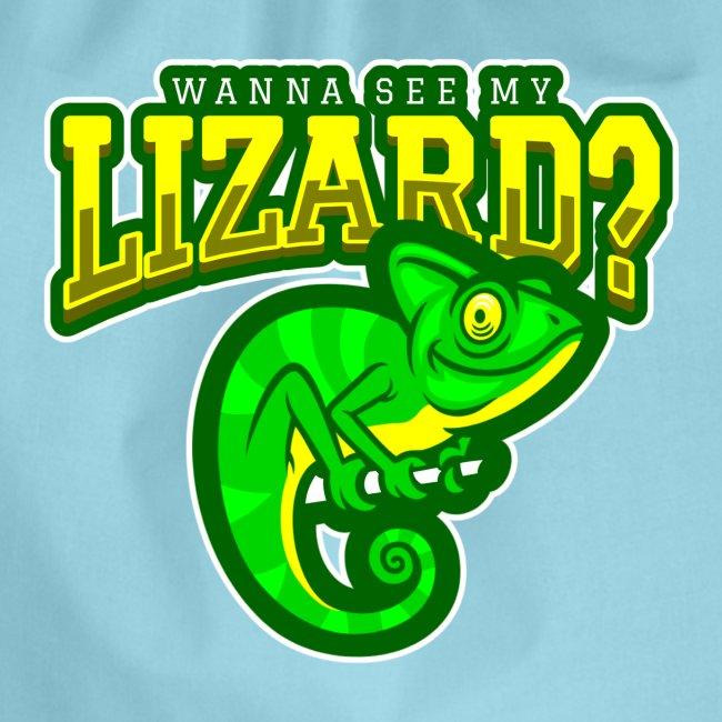 Wanna see Lizard