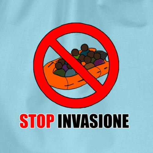 #STOP INVASIONE [Mr. Salviny]