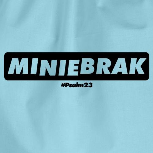 MINIEBRAK - Worek gimnastyczny