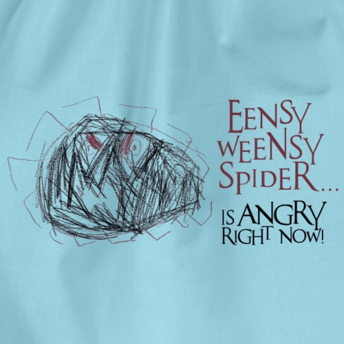 Angry spider - Worek gimnastyczny