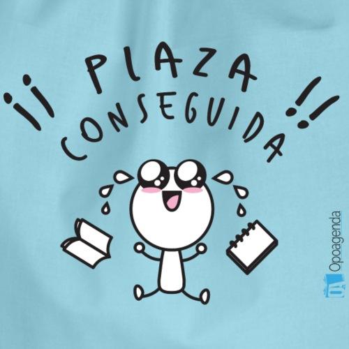 Plaza conseguida - Mochila saco
