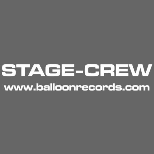 Stage-Crew - Turnbeutel