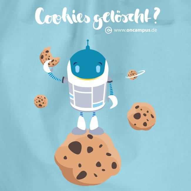 Cookies gelöscht