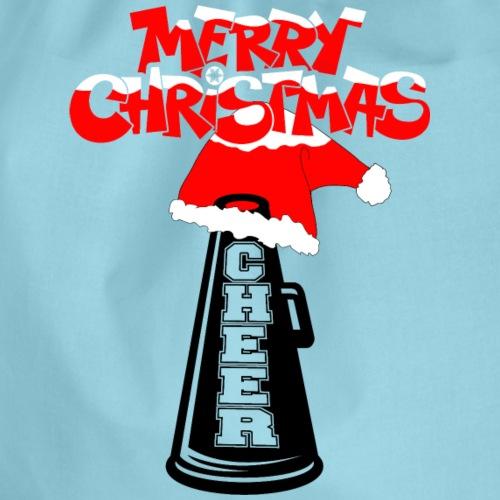 cheer Merry Chrismas 1 - Turnbeutel