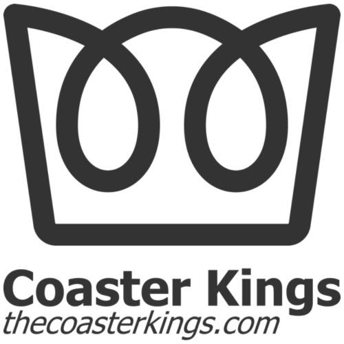 Coaster Kings Site - Drawstring Bag