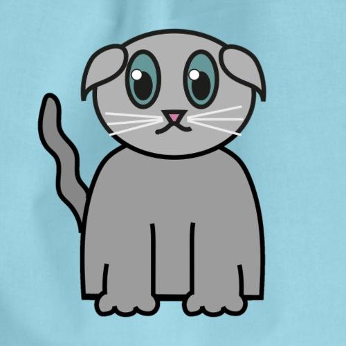 Süßes Kätzchen - Turnbeutel