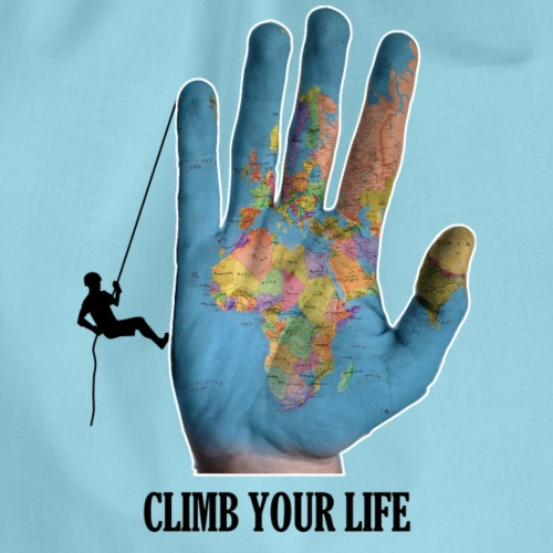 Climb Your Life - Mochila saco