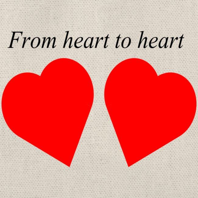FROM HEART TO HEART