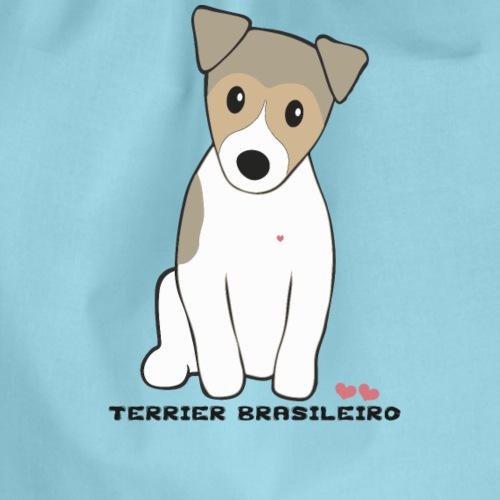 Terrier Brasileiro Isabell - Gymnastikpåse