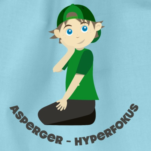 HyperShirt 2 Asperger - Hyperfokus