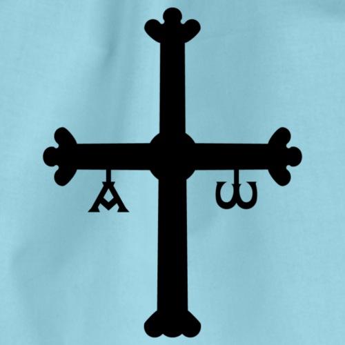 Cruz Asturias - Mochila saco