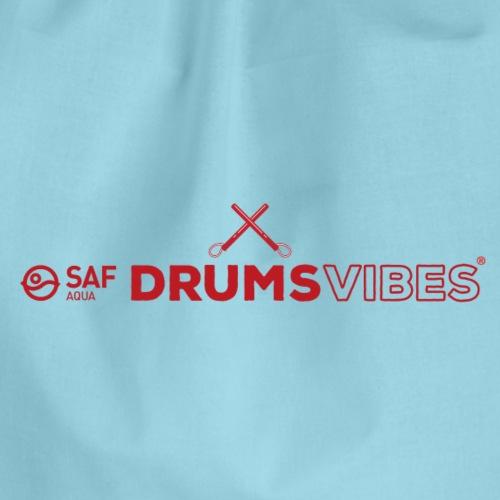 SAF aqua DrumsVibes® online shop - Drawstring Bag