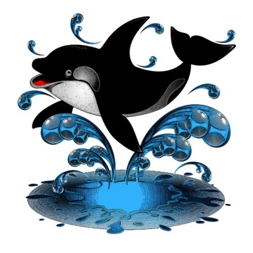Delfín - Mochila saco