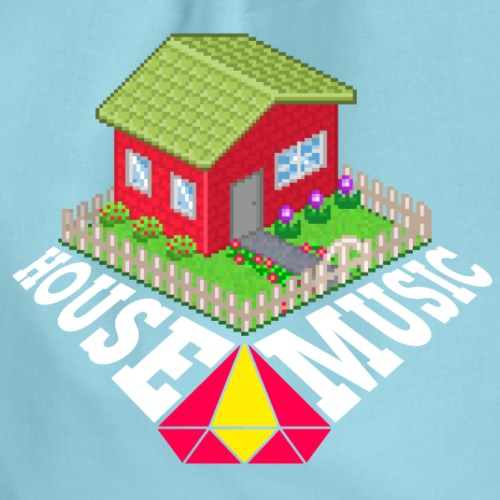 Housemusic - Turnbeutel
