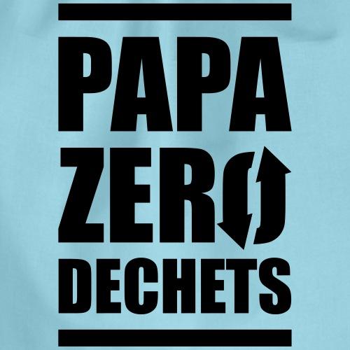 papa zéro déchets - Sac de sport léger