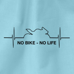 No_Bike_No_LIFE - Sportstaske