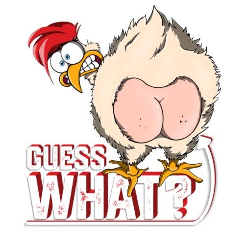 GuessWhat Chicken Butt   Chicken Lover Farm - Sacca sportiva