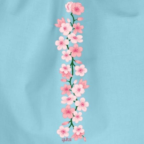 yuka cherry blossom - Turnbeutel