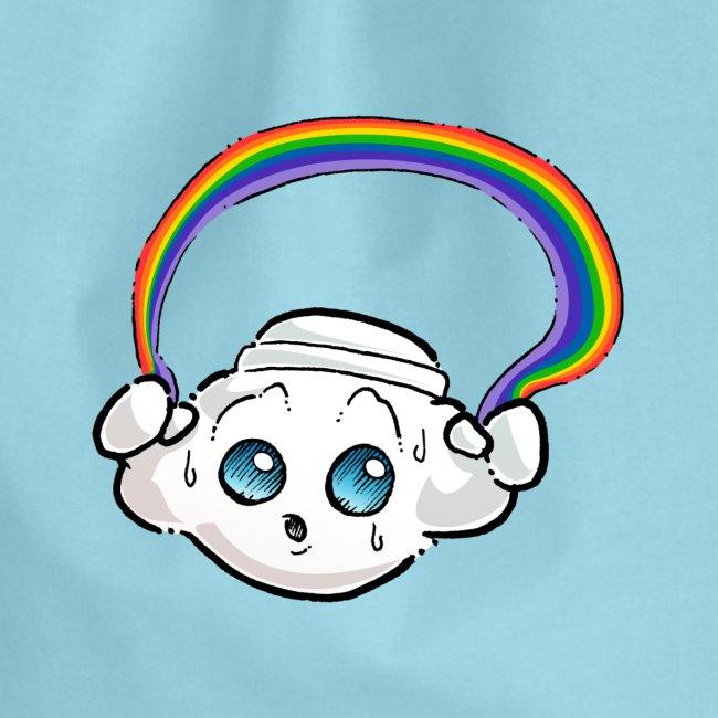 Oliver Cast The Cloud - Rainbow