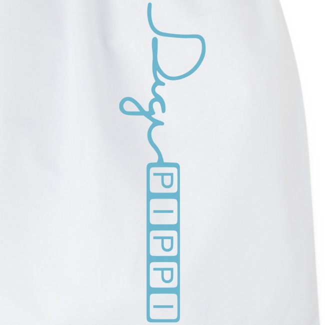 DP Logo White
