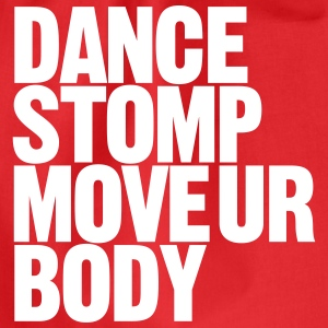 Dance Stomp Flytt Ur Body - Gymbag