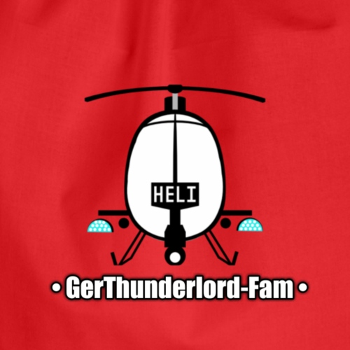 GerThunderlord-Fam Collection! - Turnbeutel