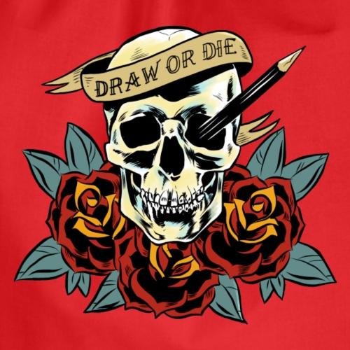 draw or die - Sac de sport léger