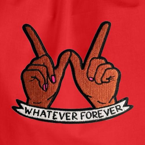 Whatever Hands - Mochila saco