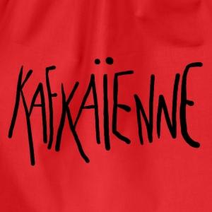 Kafkaïenne - Sac de sport léger