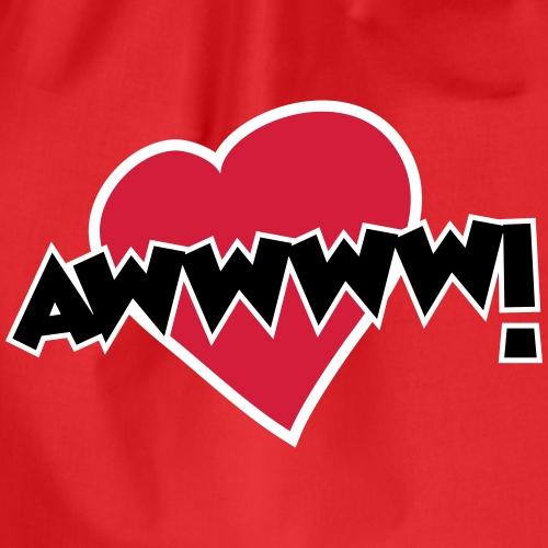 Awwww! - Turnbeutel