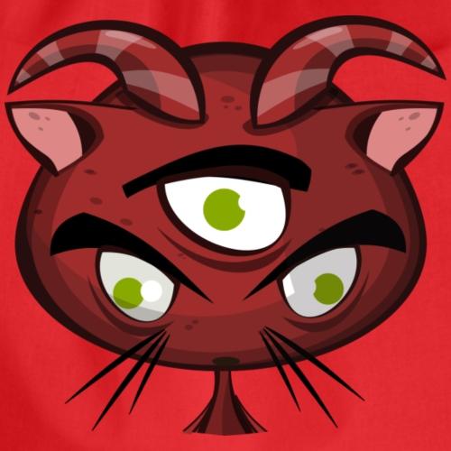 Gato Alienígena - Mochila saco