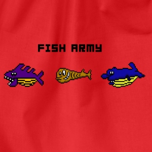 Fish Army - Gymbag