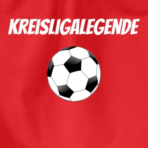Kreisligalegende Fußball Tor Herren Kreisliga - Turnbeutel