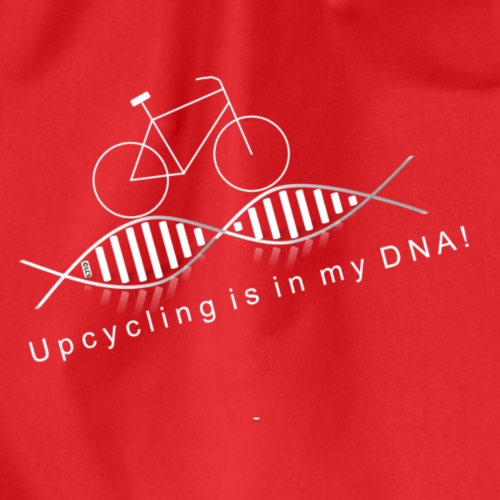 Life Cycle `n` Style: Up - Cycling is in my DNA - Turnbeutel
