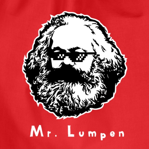 MR LUMPEN - Mochila saco