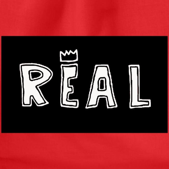 REAL (Black & White)