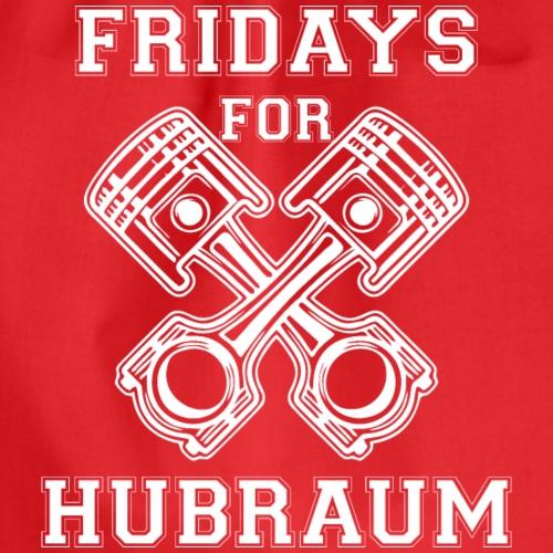 Fridays for Hubraum - Turnbeutel